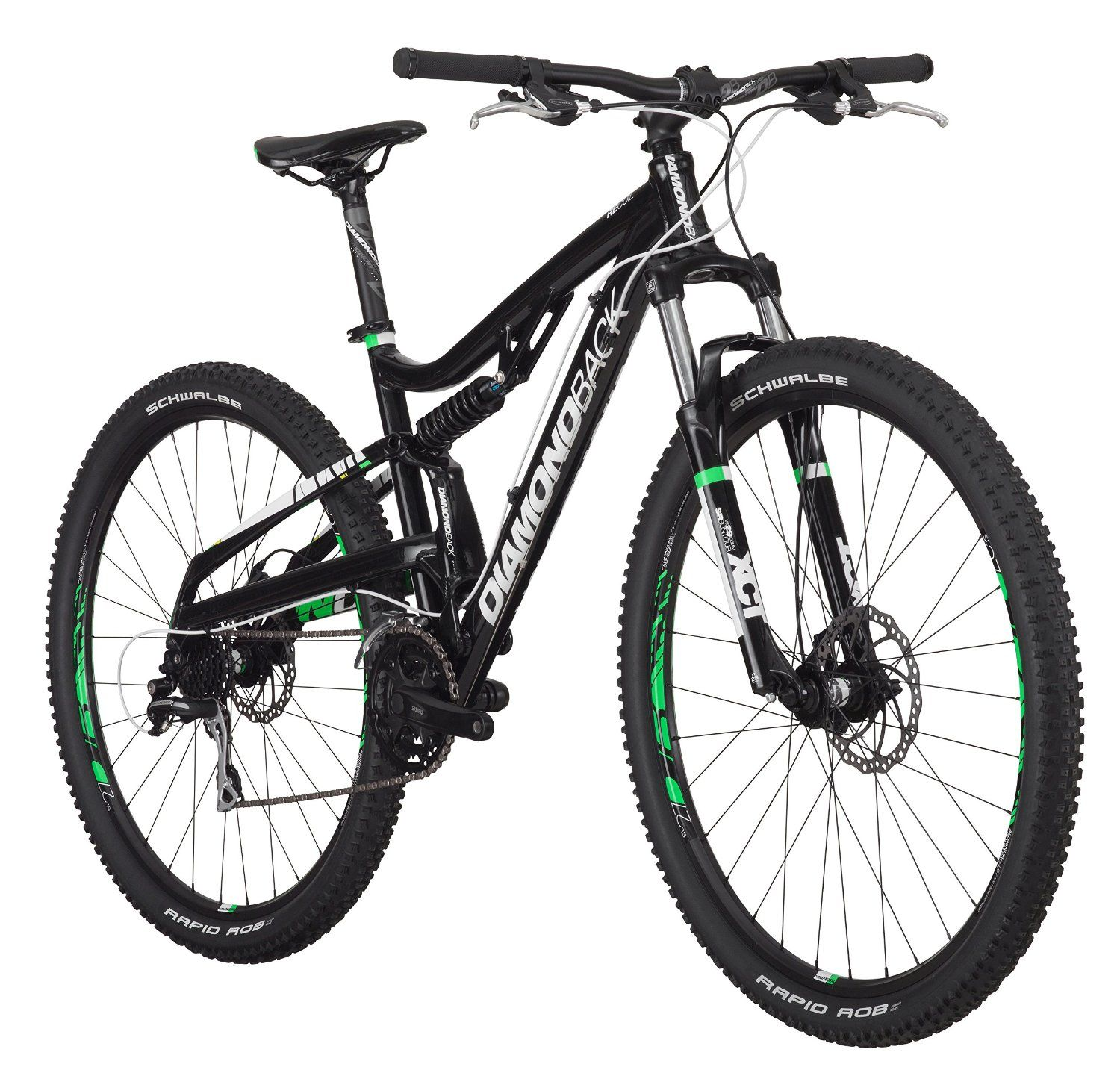 Diamondback Bicycles Recoil 29er Complete Ready Ride Full