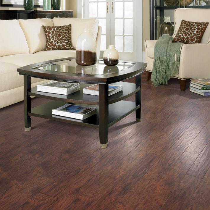 Toasted Chestnut Quick•Step Studio Laminate Flooring at