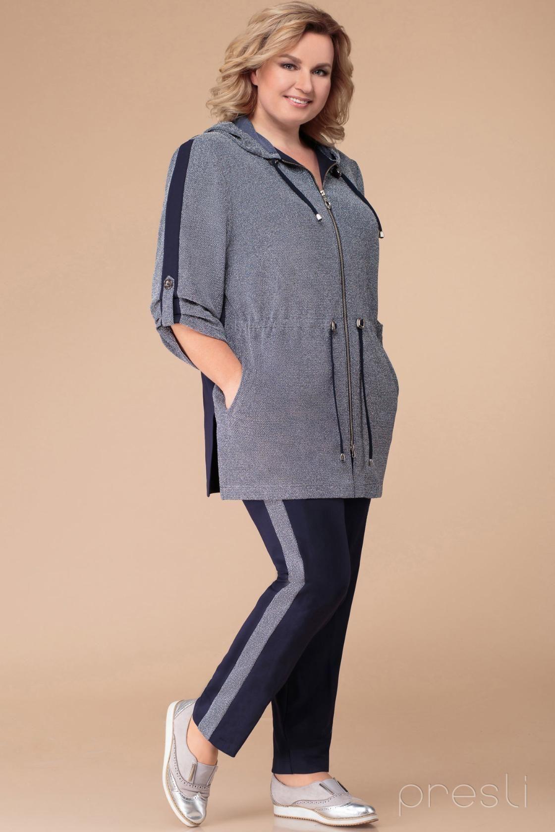 стильная спортивная одежда для полных женщин