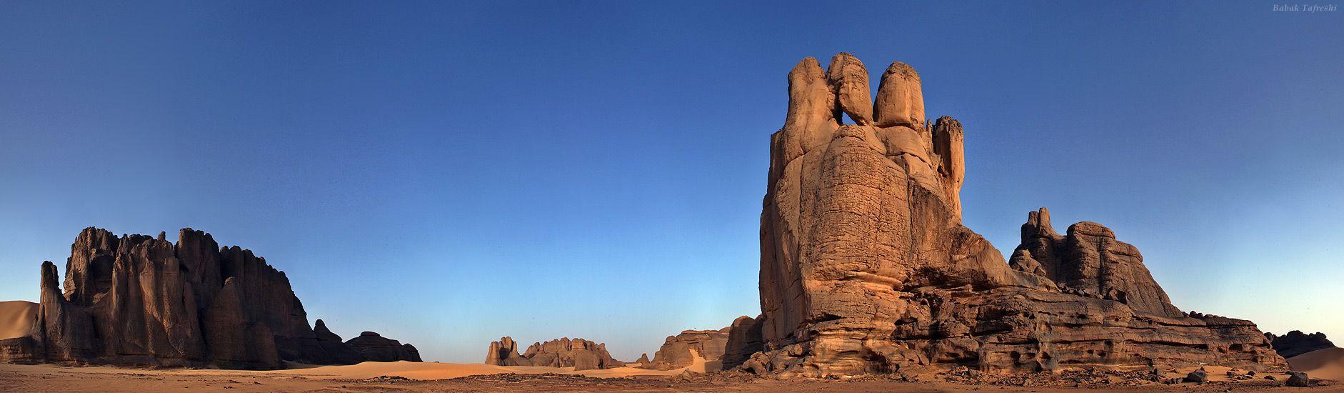 Tassili - Sahara