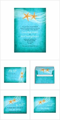 Starfish Beach Wedding Collection Starfish Pair And Veil Turquoise