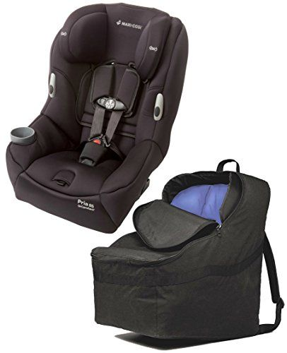 Maxi Cosi Pria 85 Convertible Car Seat With Ultimate Backpack Travel Bag Devoted Black Be Sure To Check Out This Awesome Product