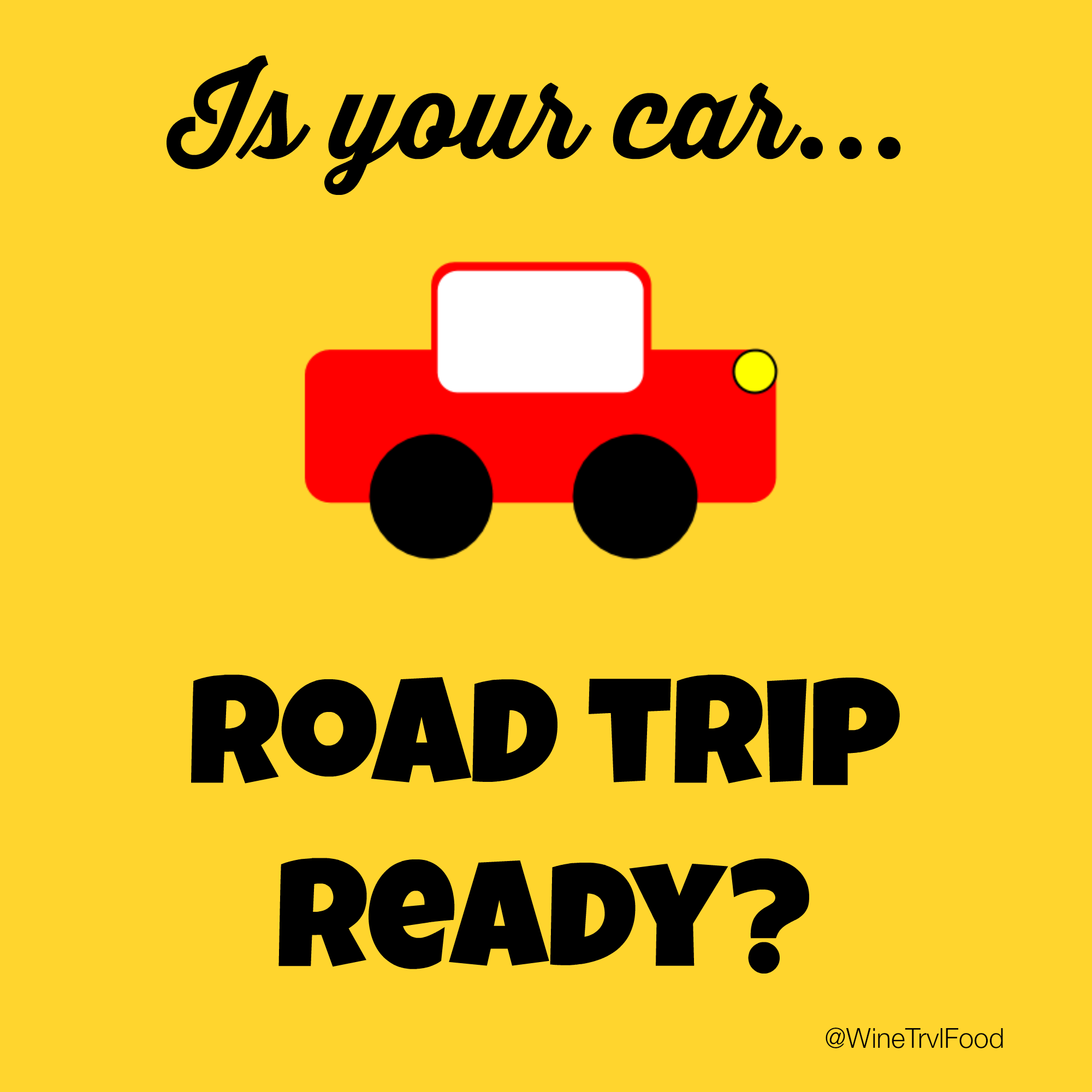 Summer travel tips is your car road trip ready a checklist to keep you