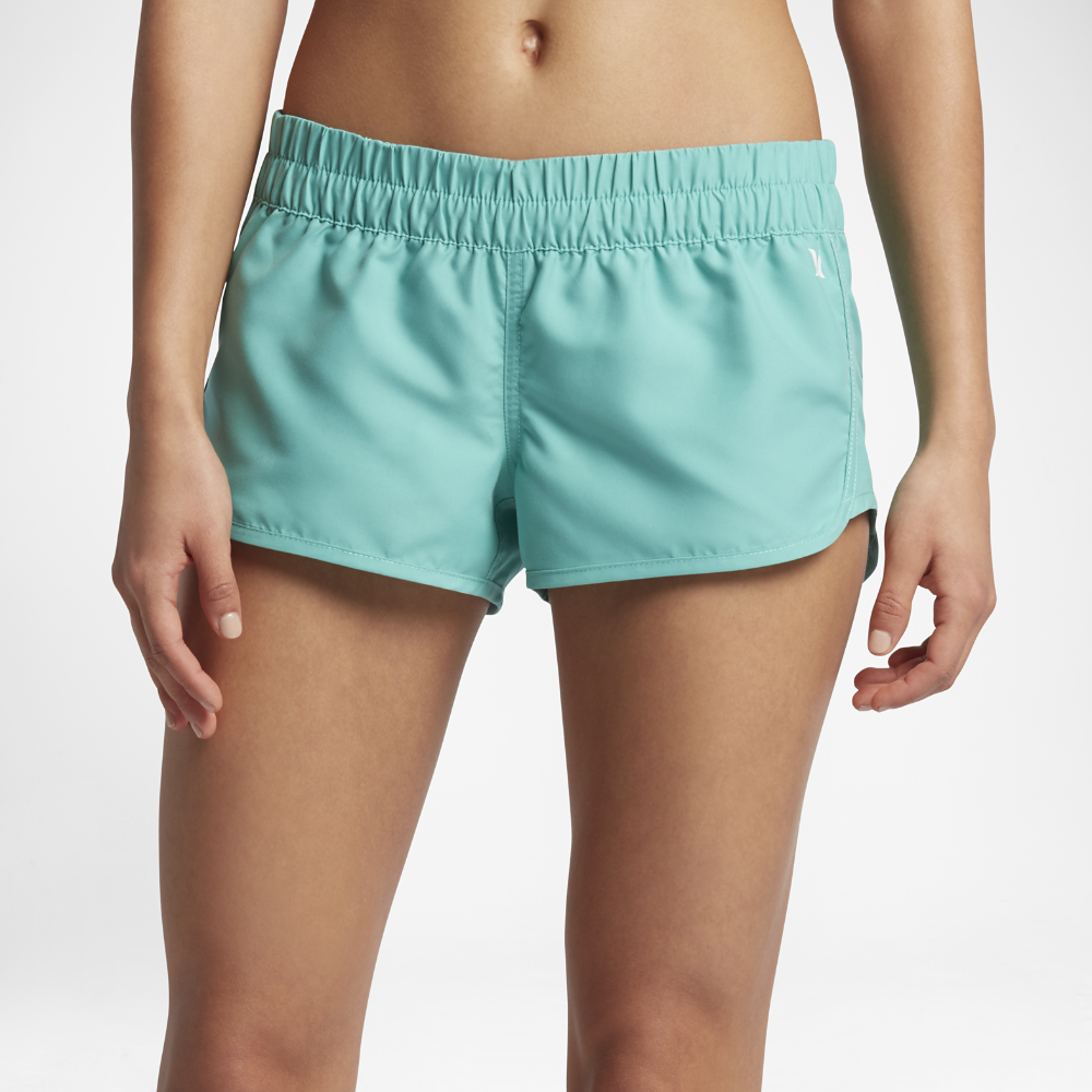 W Supersuede Beachrider Bs Hurley Shorts Da Surf Donna