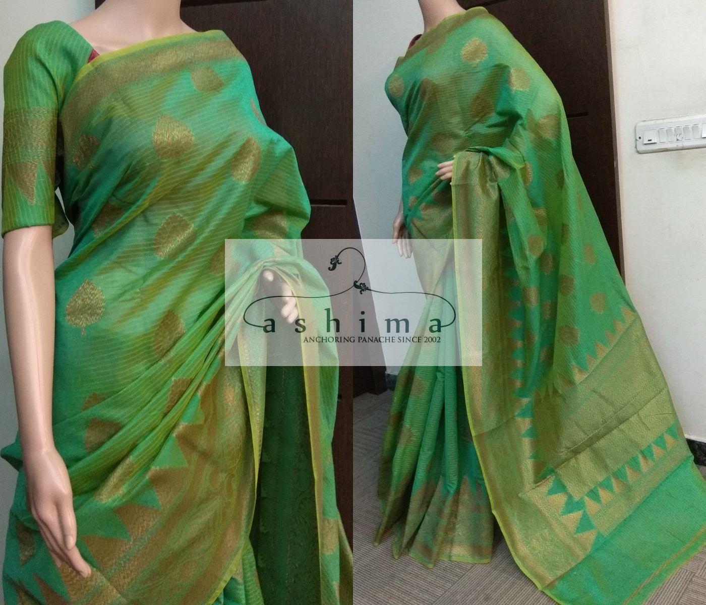 Code price inr semi banarasi saree sarees