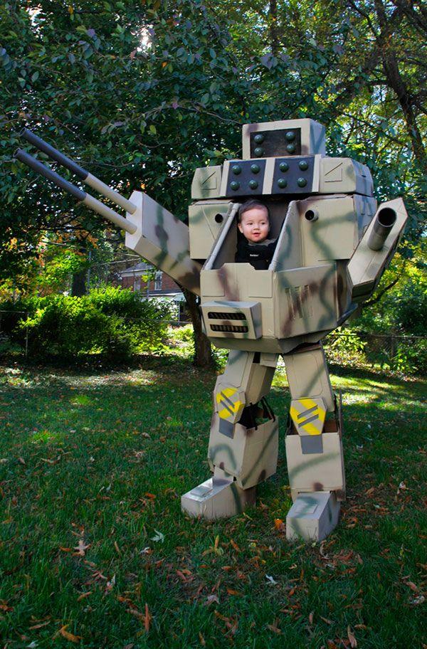 A melhor forma de curtir o Halloween com seu filho pequeno