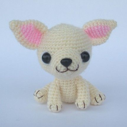 Crocheted Chihuahua Rndm Pics I Saved To Pc Who Knows When
