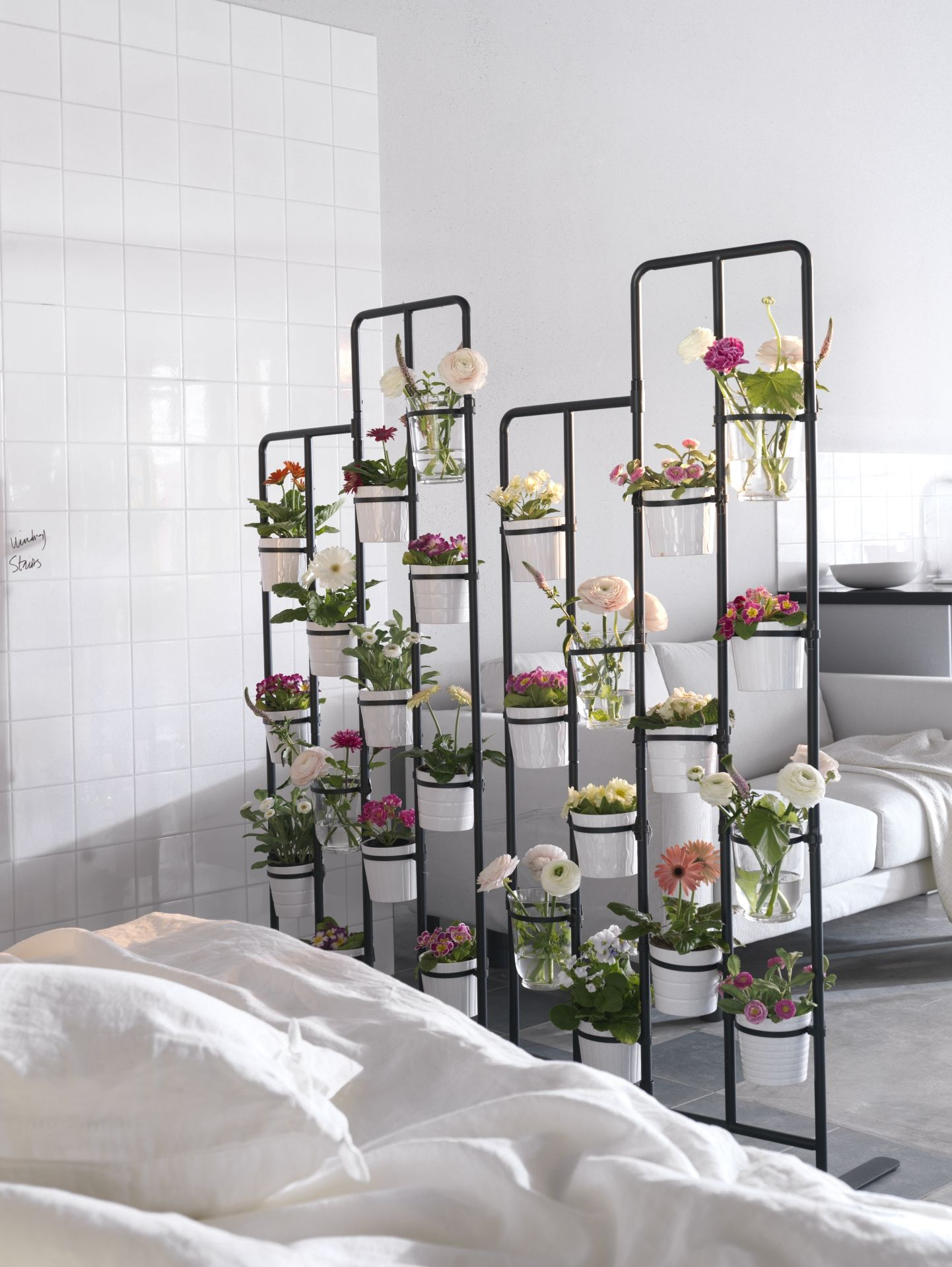 ikea socker plant stand flowers and garden maison deco jardins. Black Bedroom Furniture Sets. Home Design Ideas