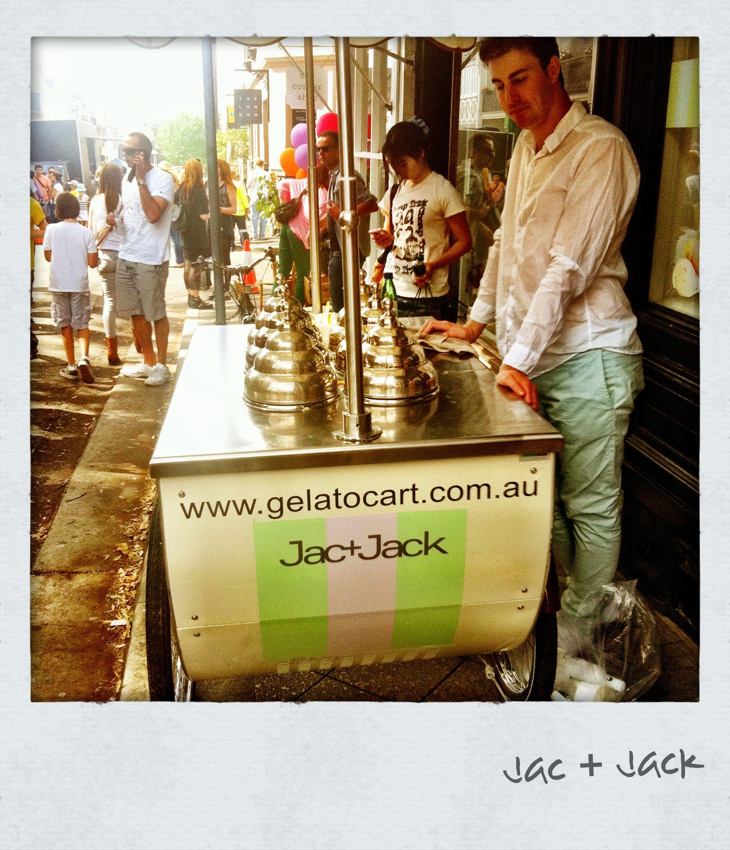 Cooling off @ Jac + Jack