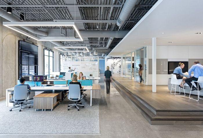 Bkm office design 1 pinterest oficinas for Pinterest oficinas modernas