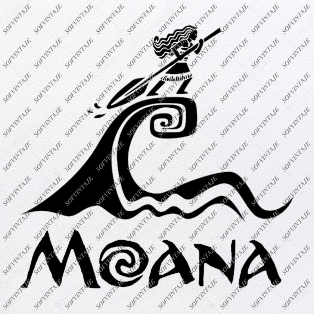 Moana Svg Files Moana Svg Design Moana Png Files Silhouette Clipart Svg For Cricut Svg For Silhouette Vec Vinilos Disenos De Unas Moda De Camiseta