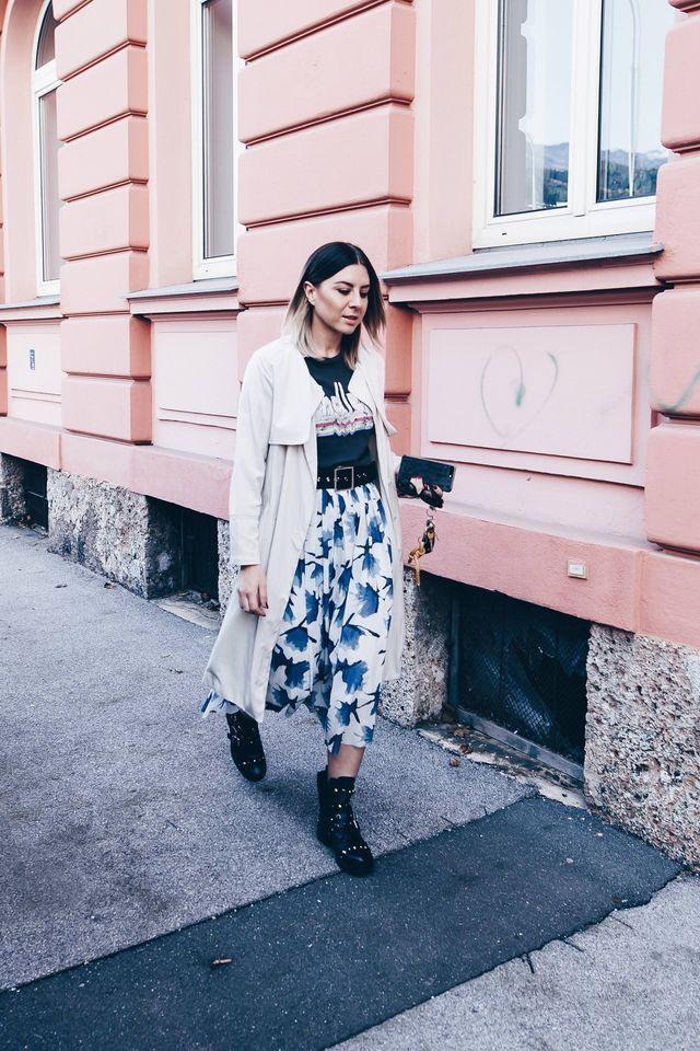 Der Biker Chic Look So Gelingt Das Rockig Elegante Outfit Im Alltag Who Is Mocca Elegantes Outfit Outfit Modestil