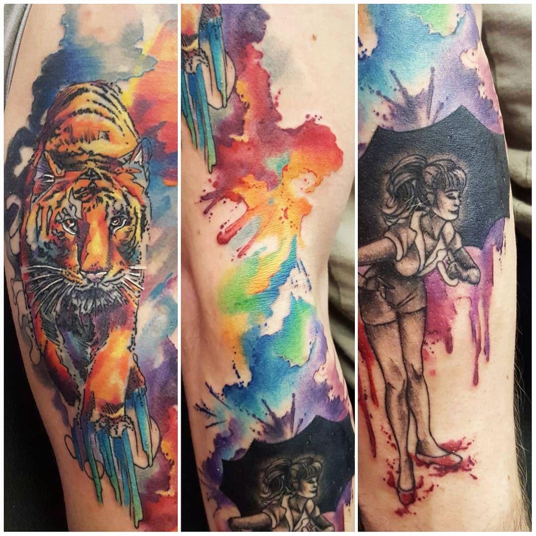 Amy zager tattoos art