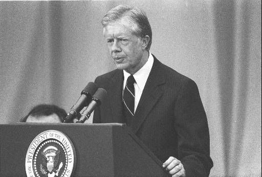 Image result for president jimmy carter in 1977