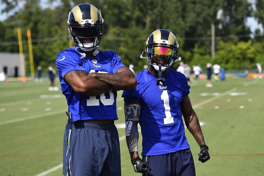 Rams 2016 Positional Outlook Wide Receiver Turf Show