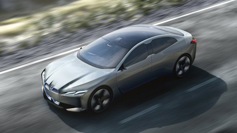 2021 BMW i4 specifications #conceptcars