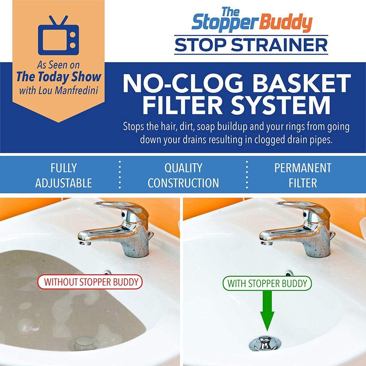 Stop Strainer For Bathroom Sink Bathroom Sink Sink Replacement Sink [ 1200 x 1200 Pixel ]