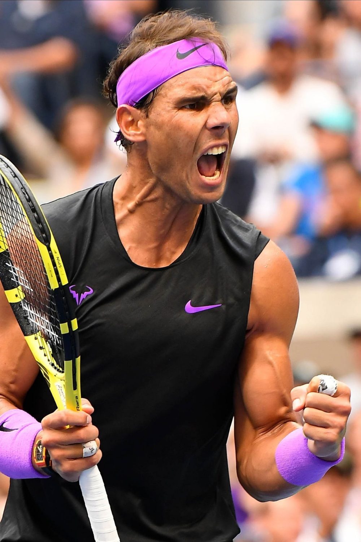 Rafael Nadal Photos Photos 2017 Us Open Tennis Championships Day 12 Juan Martin Del Potro Rafael Nadal Billie Jean King