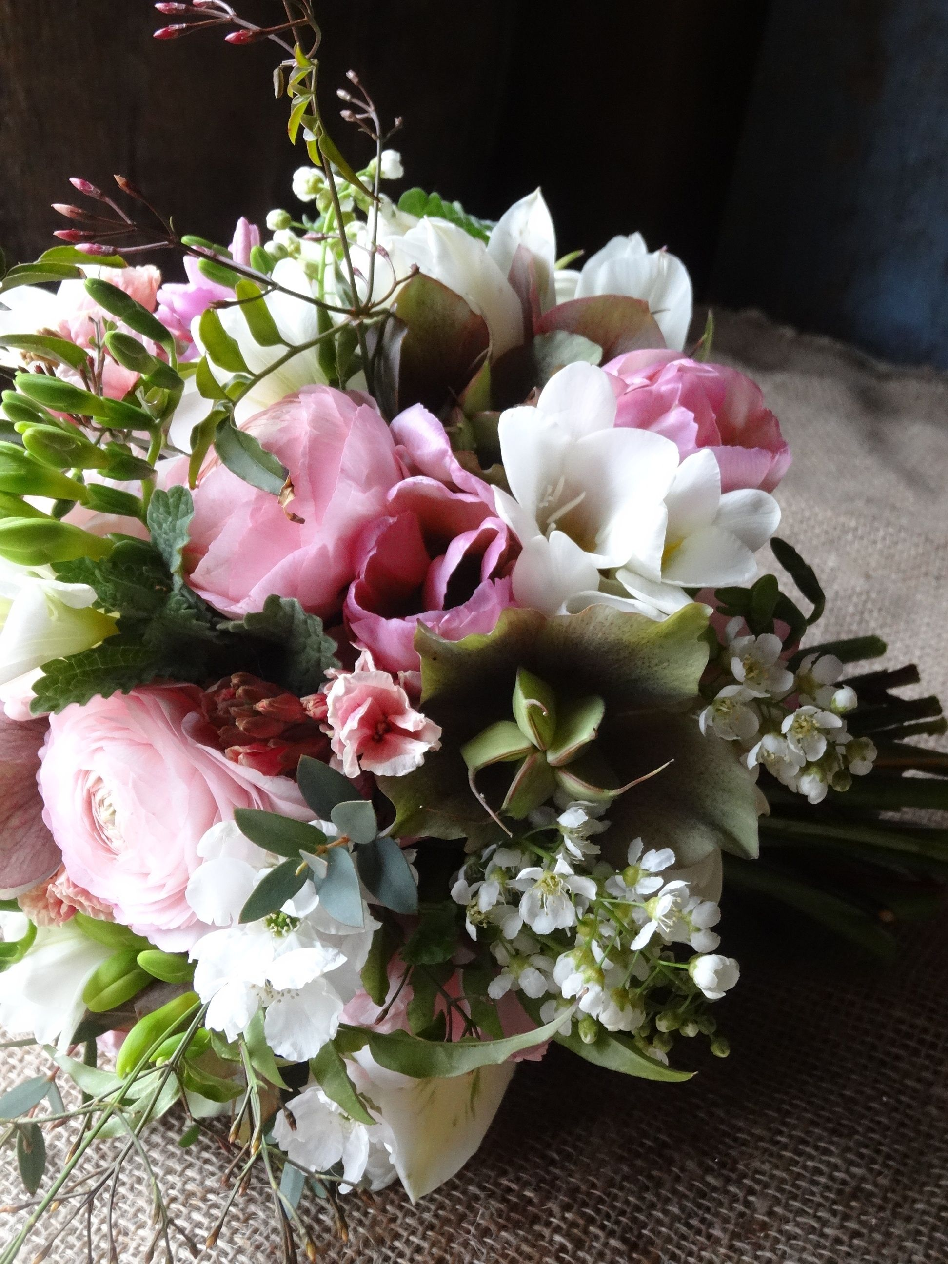 Spring Wedding Flowers From Catkin Catkinflowers Fleur