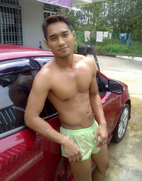 Malay Hunk - Pojie Hadi  Homotography  Hot Asian Men -3478