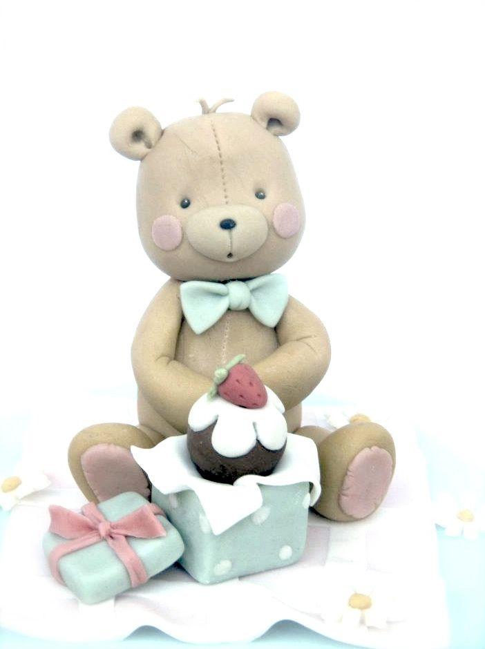 torte di ivana - birthday - birthday cake - teddy bear cake