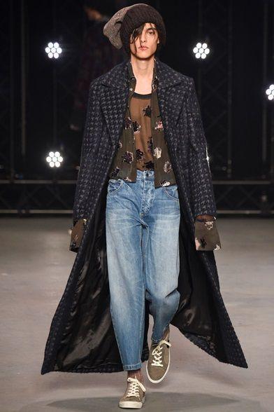 Sfilata Moda Uomo Topman Design Londra - Autunno Inverno 2016-17 - Vogue