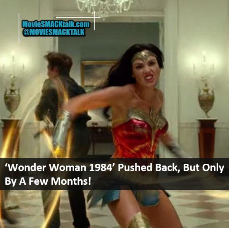 Wonder Woman 1984 In 2020 Wonder Wonder Woman Months