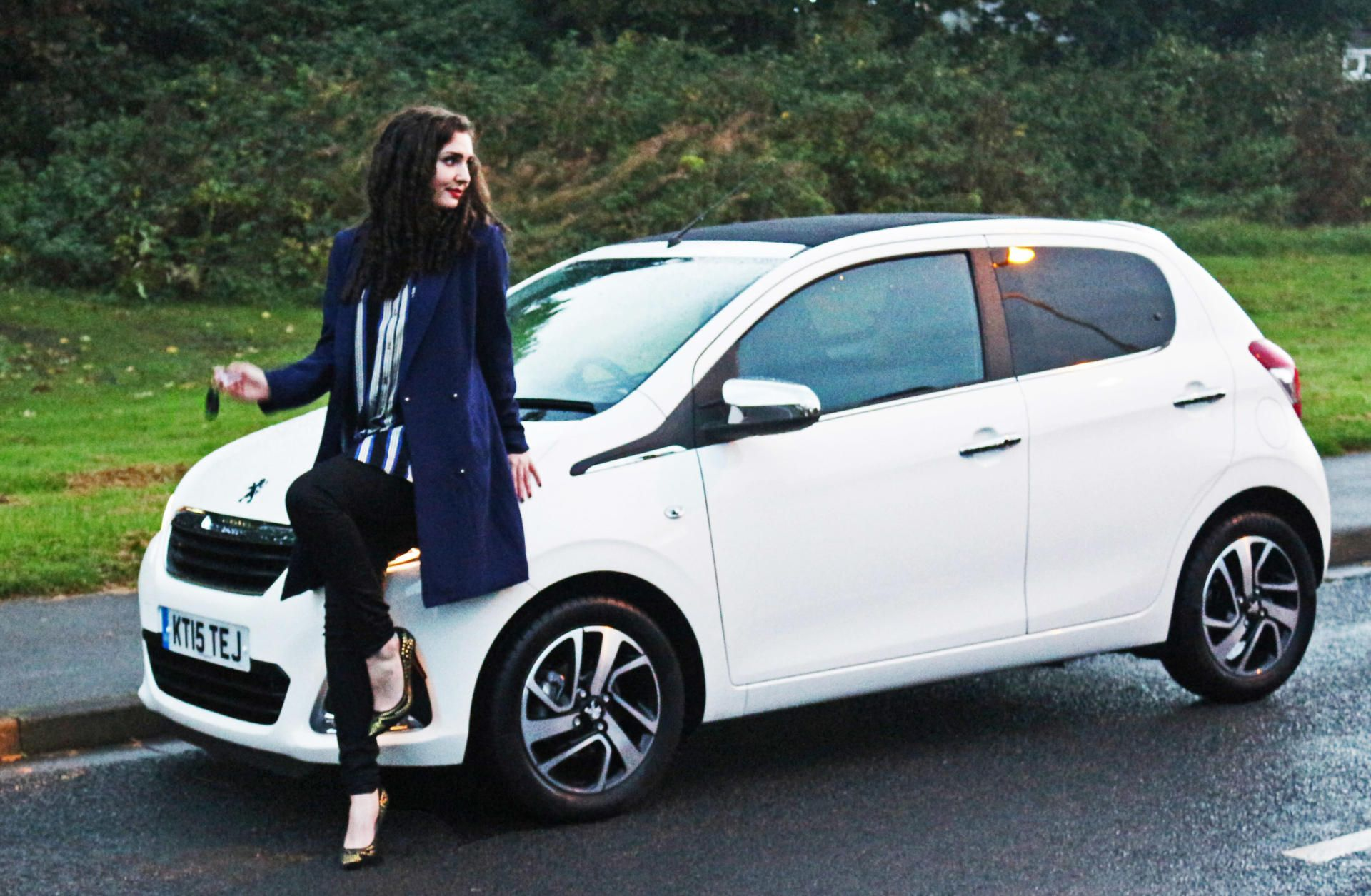 Lily Kitten 17th November 2015a Week With A Peugeot 108a Week