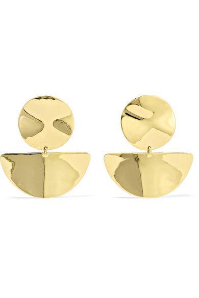 Classico 18-karat Gold Earrings - one size Ippolita b74zZ