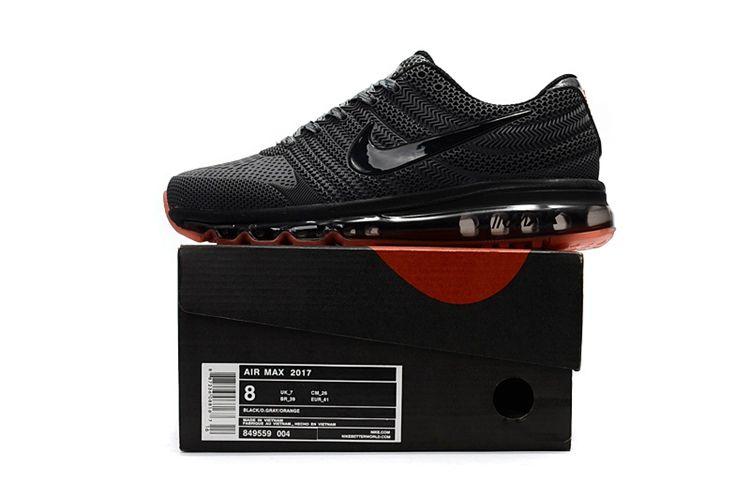 the best attitude 3645f 0f19c Nike 2017 KPU MAX KPU New Men Carbon Grey Black 40-47