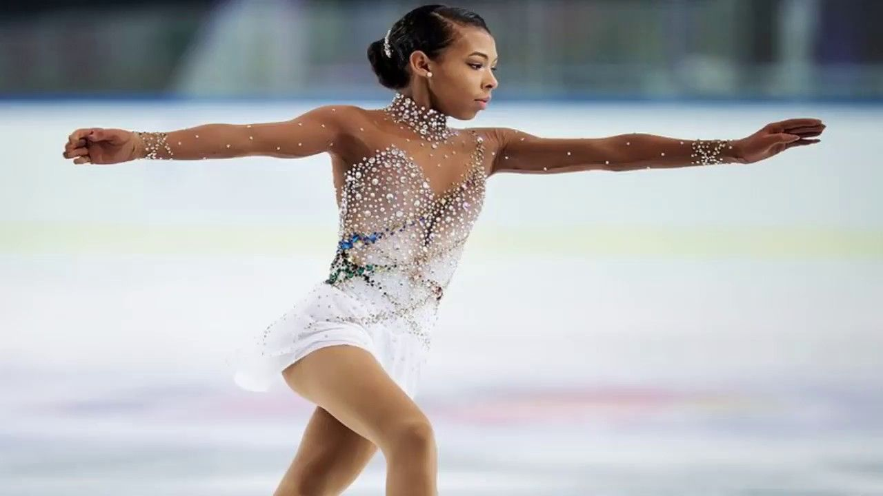 Image result for starr andrews figure skating