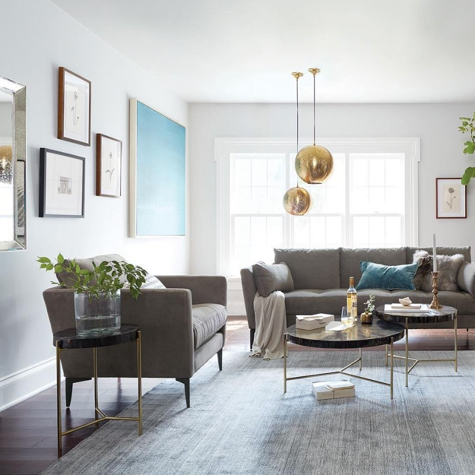 7 Living Room Ideas For People Living In Small Apartments: Five Things You Need To Include On Your Registry