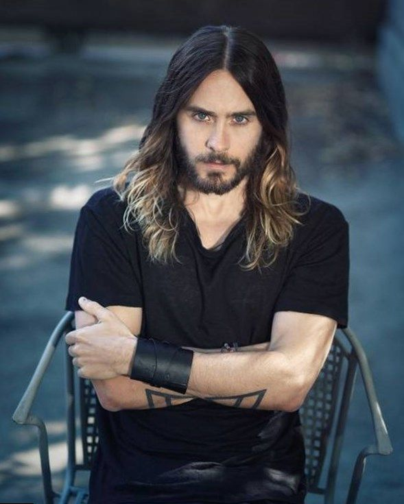 Jared Leto Long Hair Styles Men Long Hair Styles Jared Leto