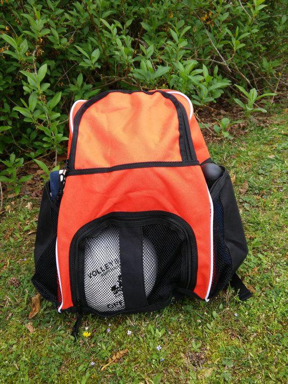 Soccer Backpack Volleyball Backpack Basketball by SewCraftyMeSC Volleyball,  Basketball, Backpacks, Etsy 24fb8bbfac