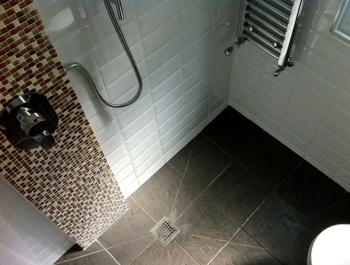 How to build a waterproof wet room bathroom Google Search 1st