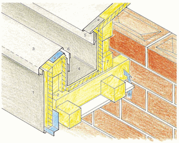 Metal Roof Hidden Box Gutter Google Search 死死坡屋顶