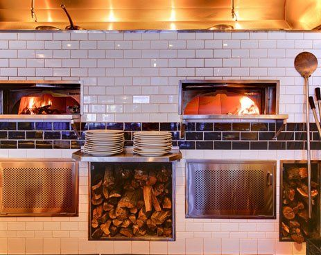 Photos Of Restaurant Kitchens With A Wood Burning Oven Www