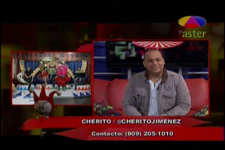 Entrevista A Cherito Jimenez En 'Los Dueños Del Circo' #Video