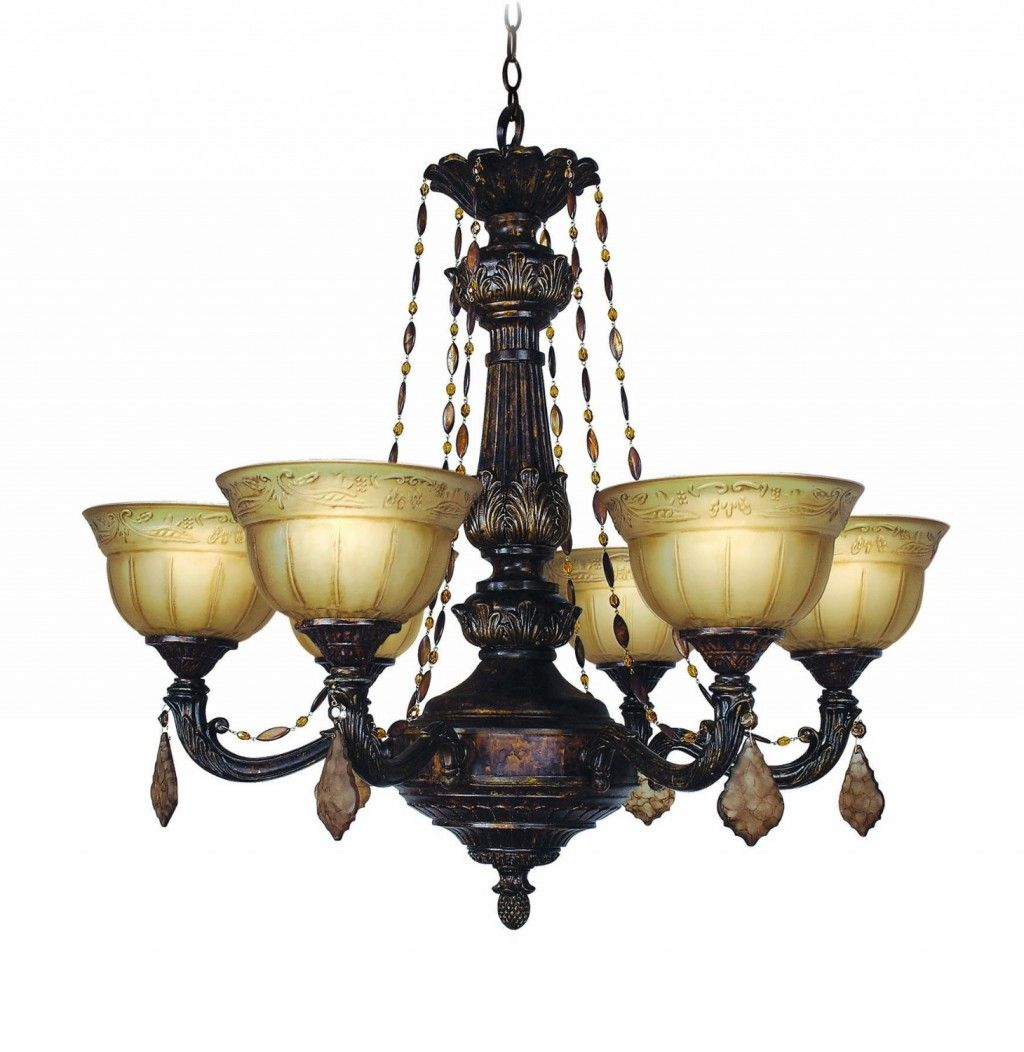 Vintage steel bronze chandelier 40898 etched glass shades six vintage steel bronze chandelier 40898 etched glass shades six lights http mozeypictures Image collections