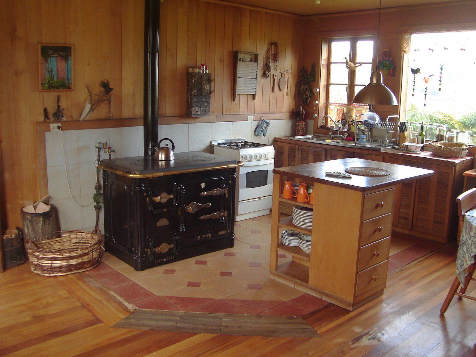 cocina integrada living comedor - Buscar con Google | Ideas de ...