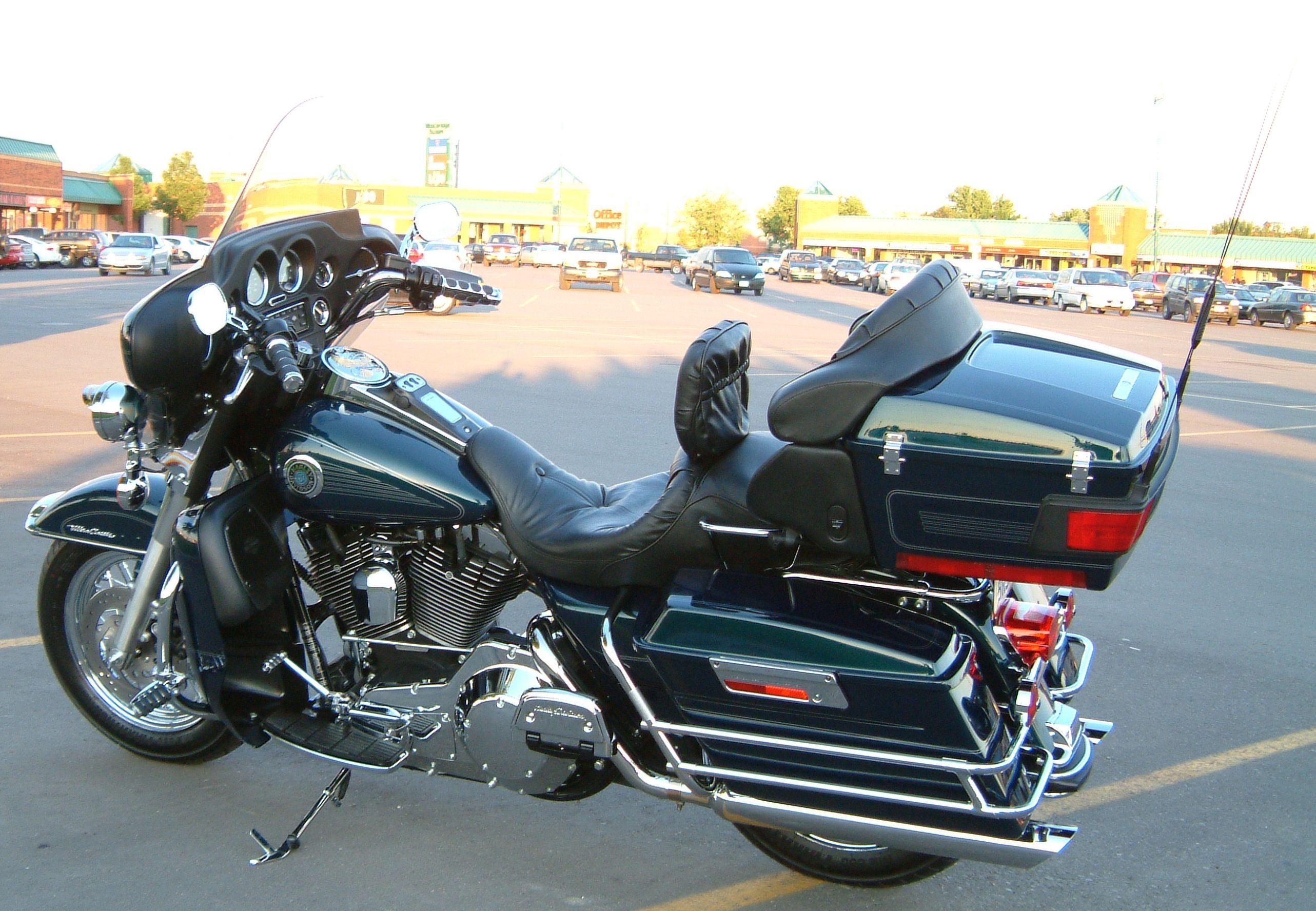 2001 Harley Davidson FLHTCUI Electra Glide Ultra Classic ...