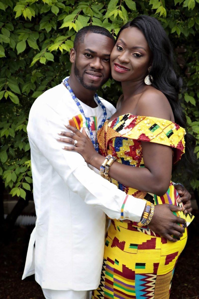 Meet the yeboahs u i do ghana kente fabric styles in