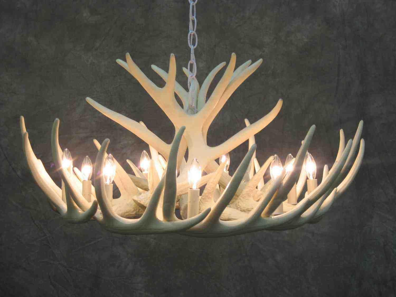Antler chandelier etsy antler chandelier pinterest antlers and antler chandelier etsy aloadofball Gallery