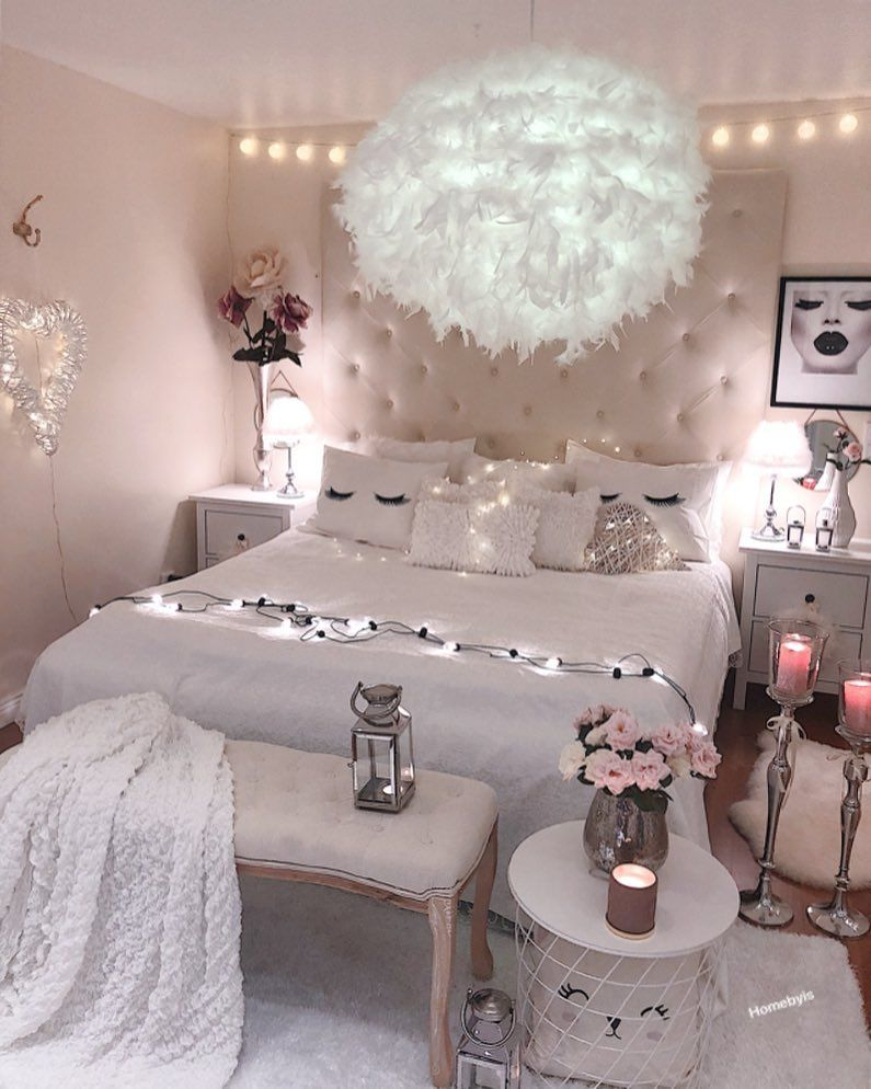 Wedding bedroom decoration ideas  Pin by Noelle Montalvo on Paris Oasis  Pinterest  Bedrooms Room