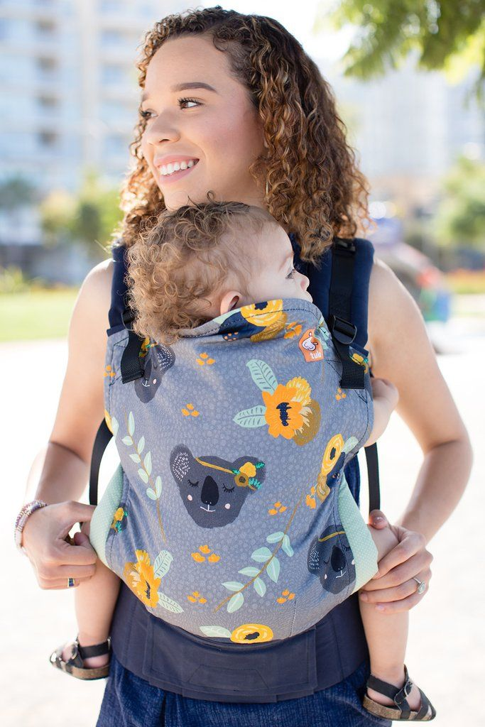 4989a8ecf1b used tula baby carrier