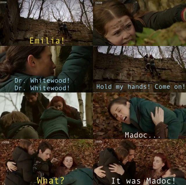 Matei & Jana save Emilia & Dr Whitewood | Wolfblood Season 4