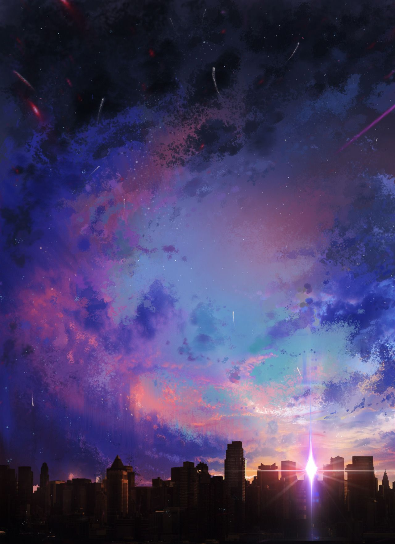 Inspirationally Sane By Art And Music Photo Anime