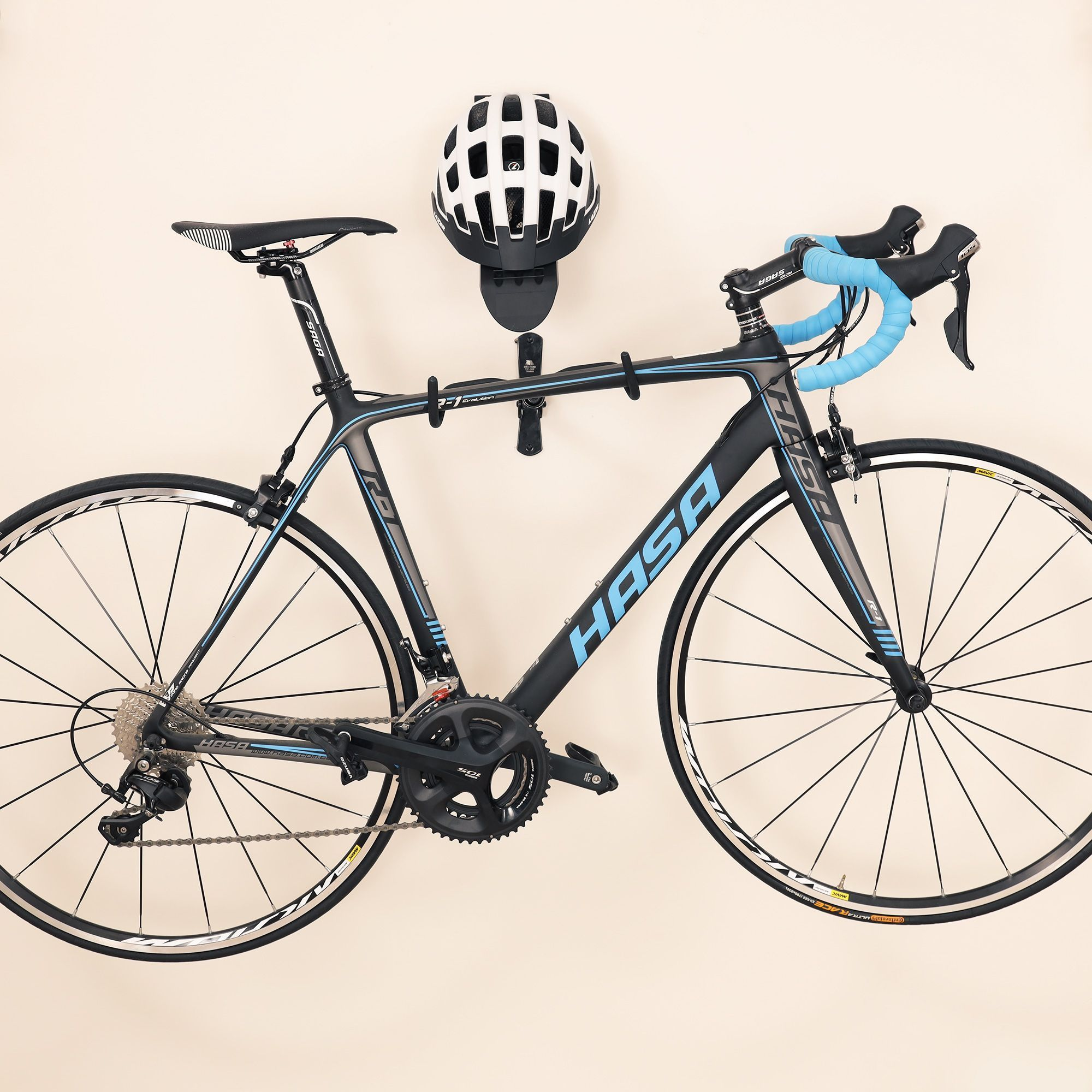 Buy Bicycle Storage Rack Wall Mounted Bike Hanger Hook Bicycle