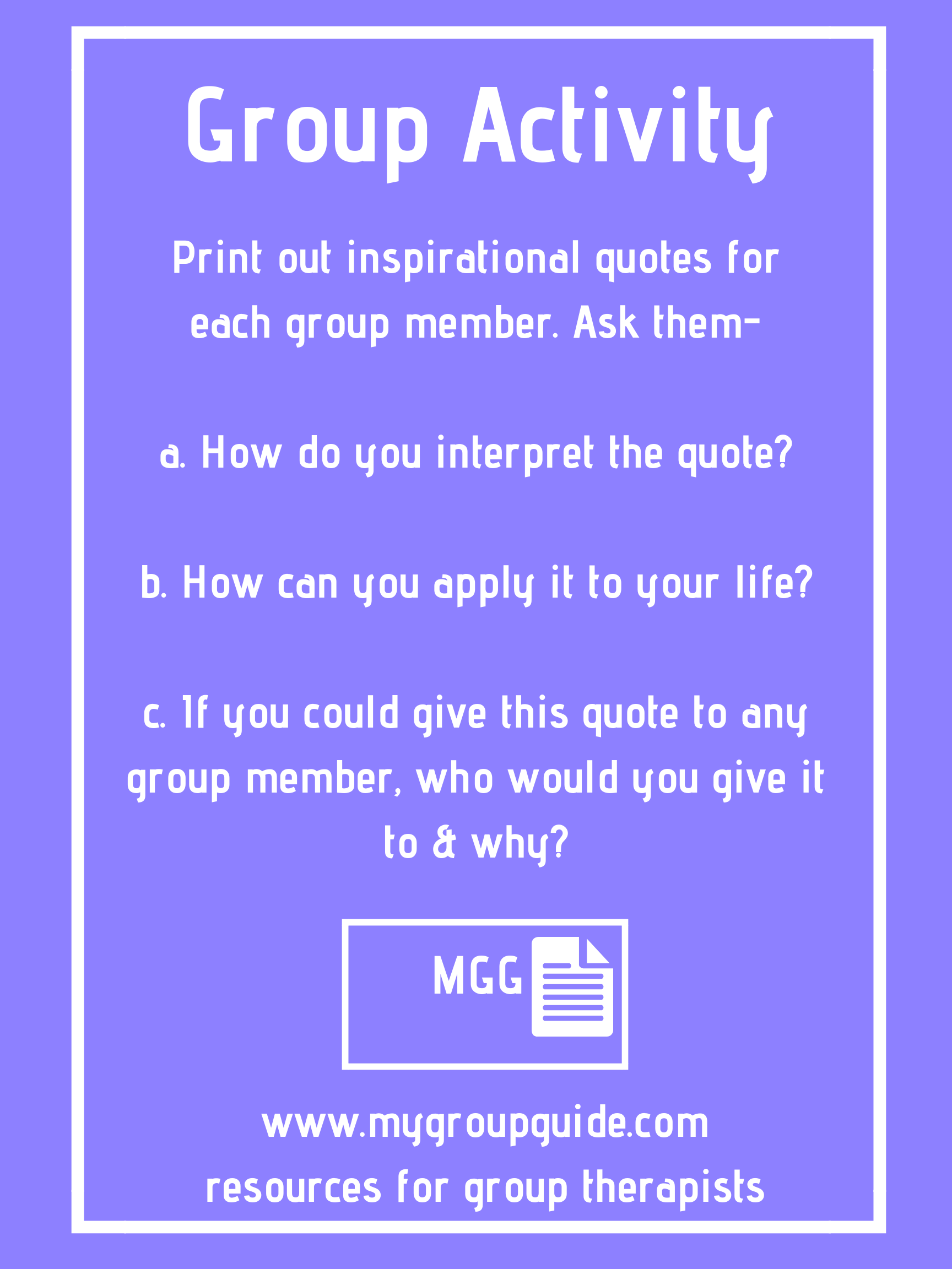 Pin On Group Activity For Teens