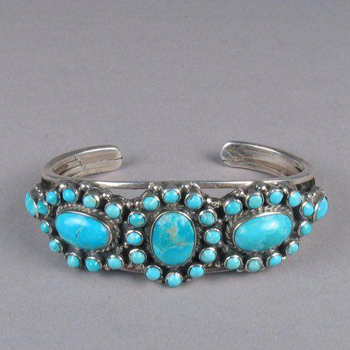 Vintage Zuni Inlay Bracelet C 1950 Shiprock Santa Fe Turquoise Jewelry Native American Silver Turquoise Jewelry Native American Jewelry Zuni